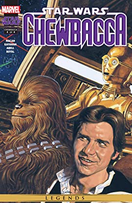 Star Wars: Chewbacca (2000) #4 (of 4)