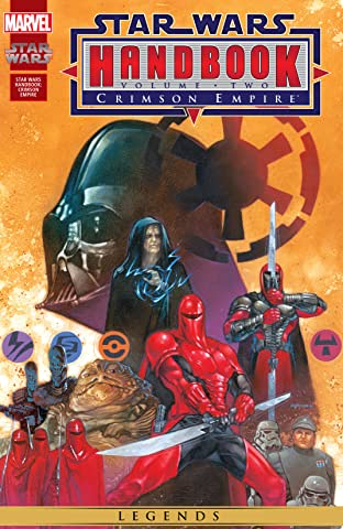 Star Wars Handbook (1998-2000) #2: Crimson Empire