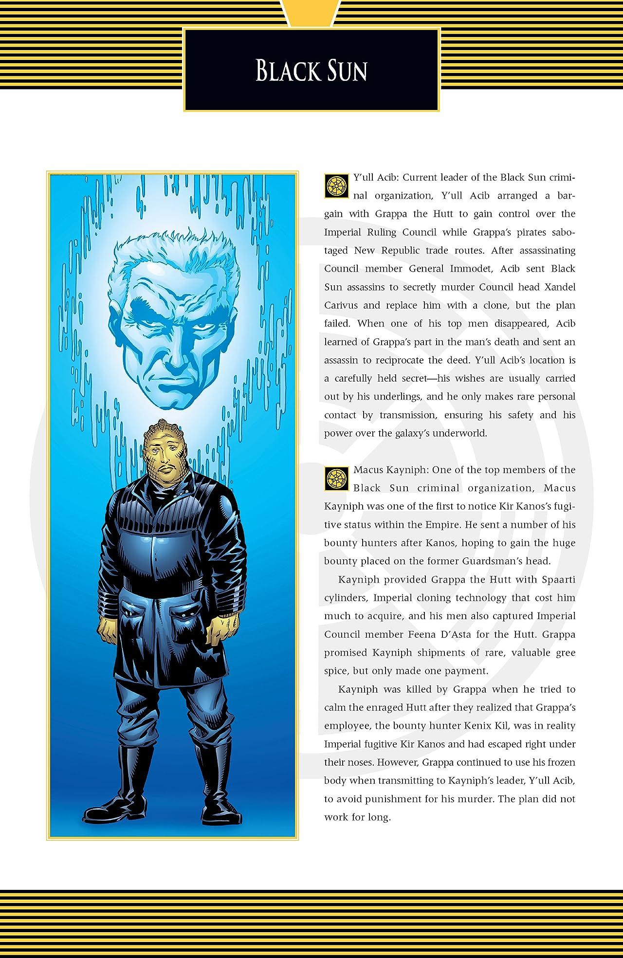 Star Wars Handbook (1998-2000) #2: Crimson Empire