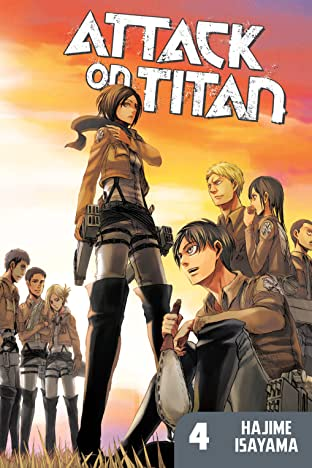 Attack on Titan Tome 4