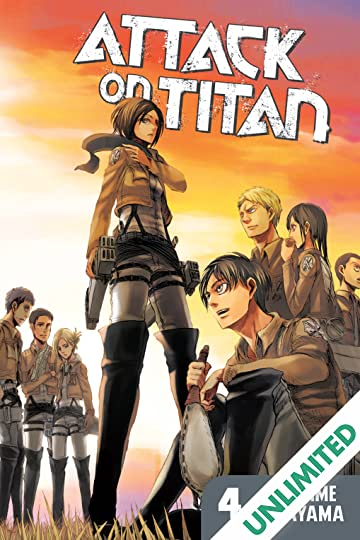 Attack on Titan Vol. 4