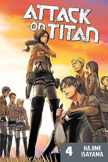 Attack on Titan Tome 4