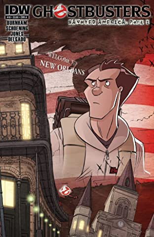 Ghostbusters (2011-2012) #10