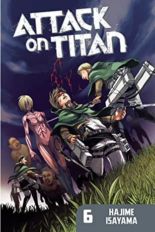 Attack on Titan Vol. 6
