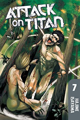 Attack on Titan Tome 7