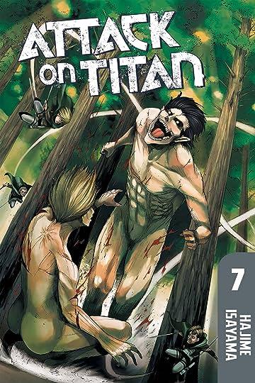 Attack on Titan Vol. 7