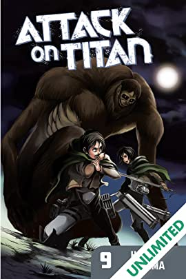 Attack on Titan Vol. 9