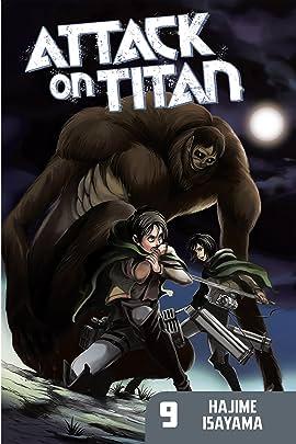 Attack on Titan Tome 9