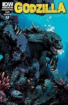 Godzilla (2011-2013) No.2