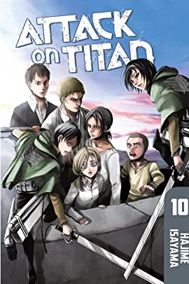 Attack on Titan Vol. 10