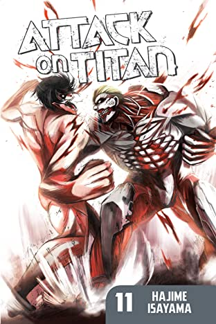 Attack on Titan Tome 11