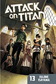 Attack on Titan Vol. 13