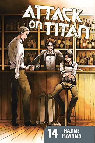 Attack on Titan Tome 14