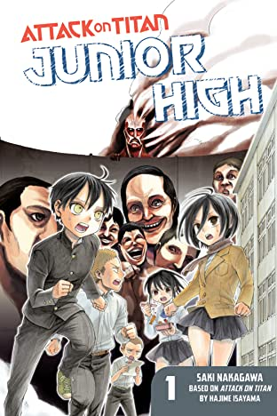 Attack on Titan: Junior High Vol. 1