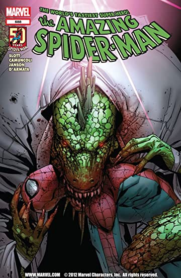Amazing Spider-Man (1999-2013) #688