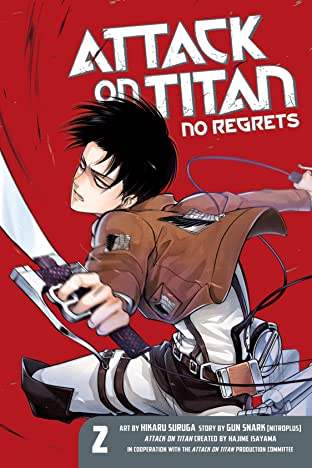Attack on Titan: No Regrets Vol. 2