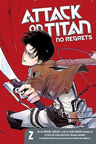 Attack on Titan: No Regrets Tome 2