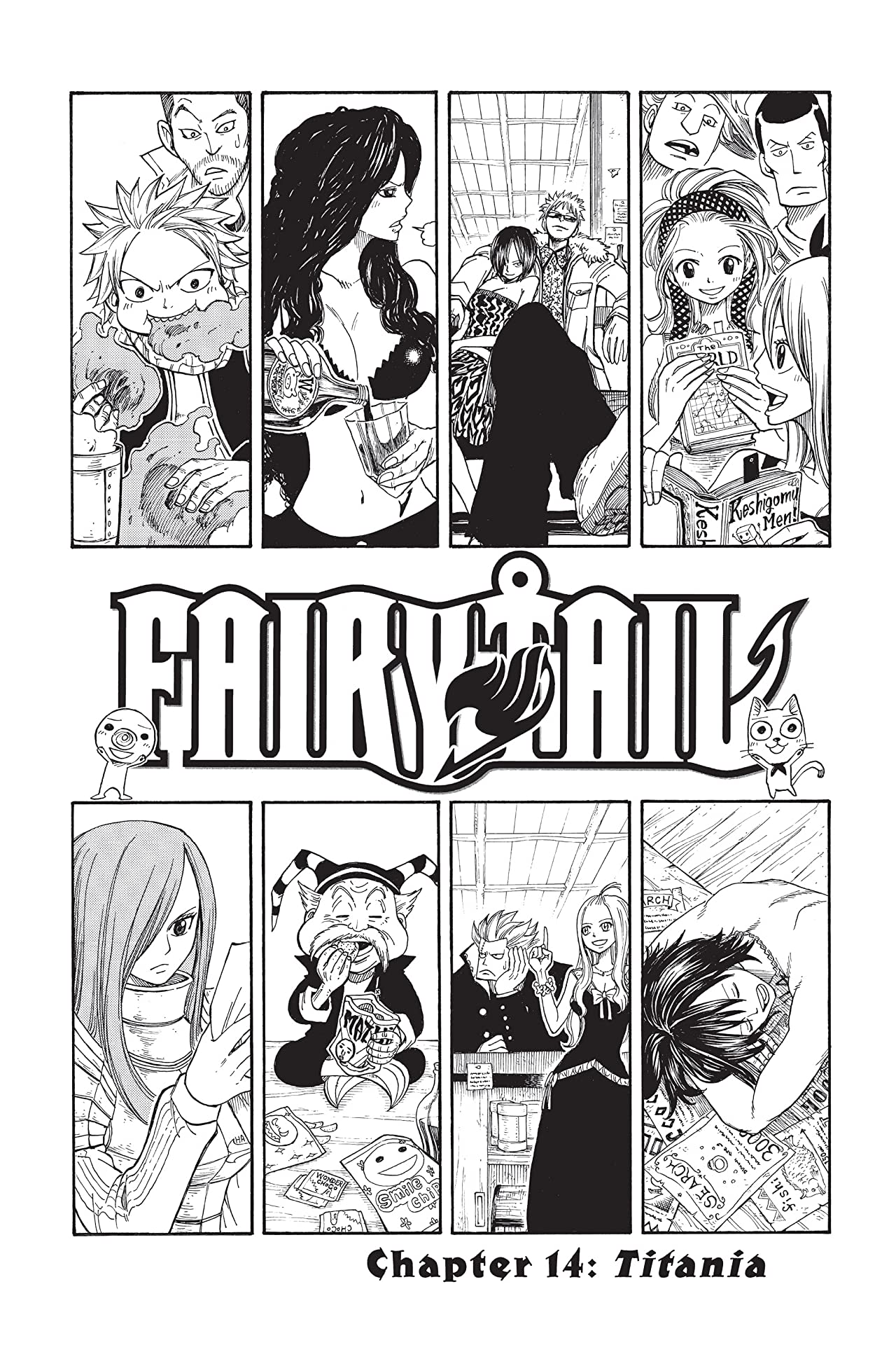 Fairy Tail Vol. 3