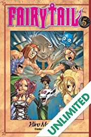 Fairy Tail Vol. 5