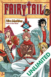 Fairy Tail Vol. 10