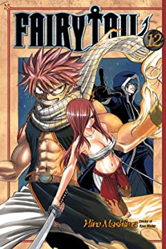 Fairy Tail Vol. 12
