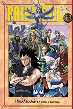 Fairy Tail Vol. 13