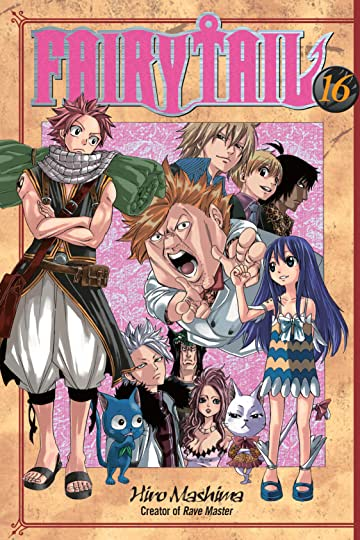 Fairy Tail Tome 16