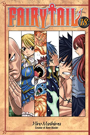 Fairy Tail Tome 18