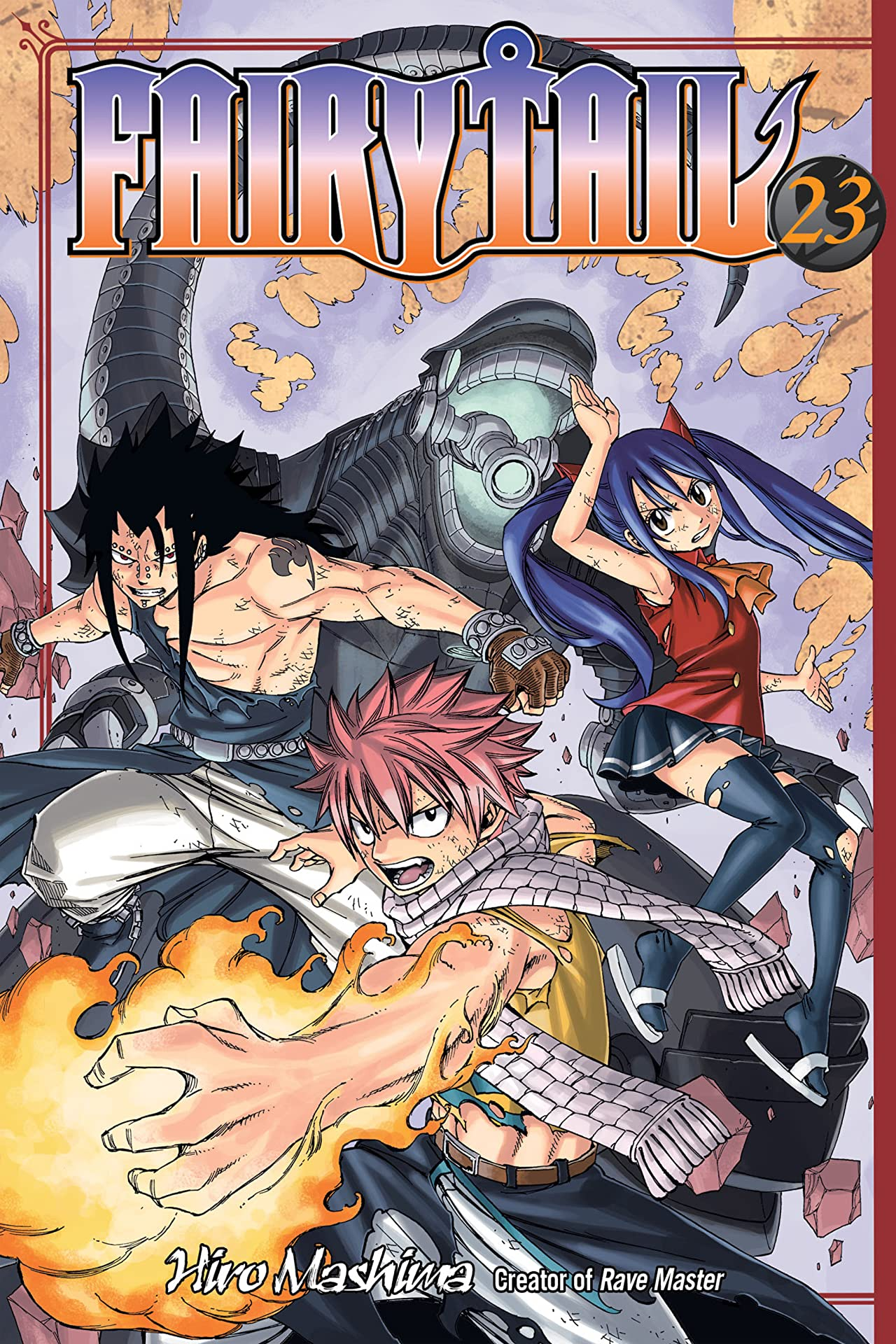 Fairy Tail Vol. 23