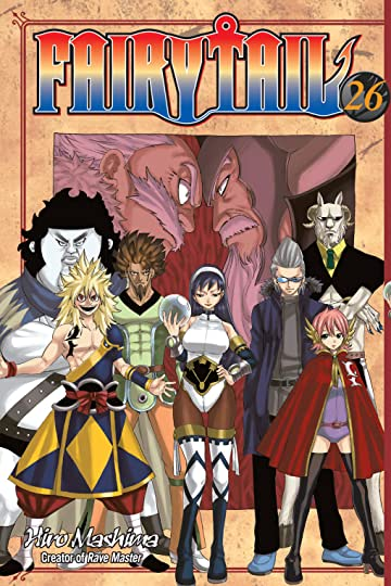 Fairy Tail Vol. 26