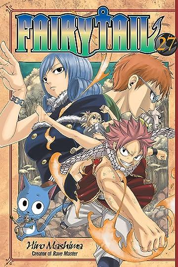 Fairy Tail Vol. 27