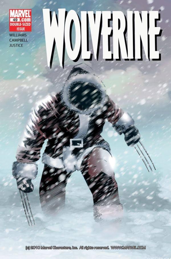 Wolverine (2003-2009) #49