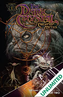 Jim Henson's Dark Crystal: Creation Myths #2