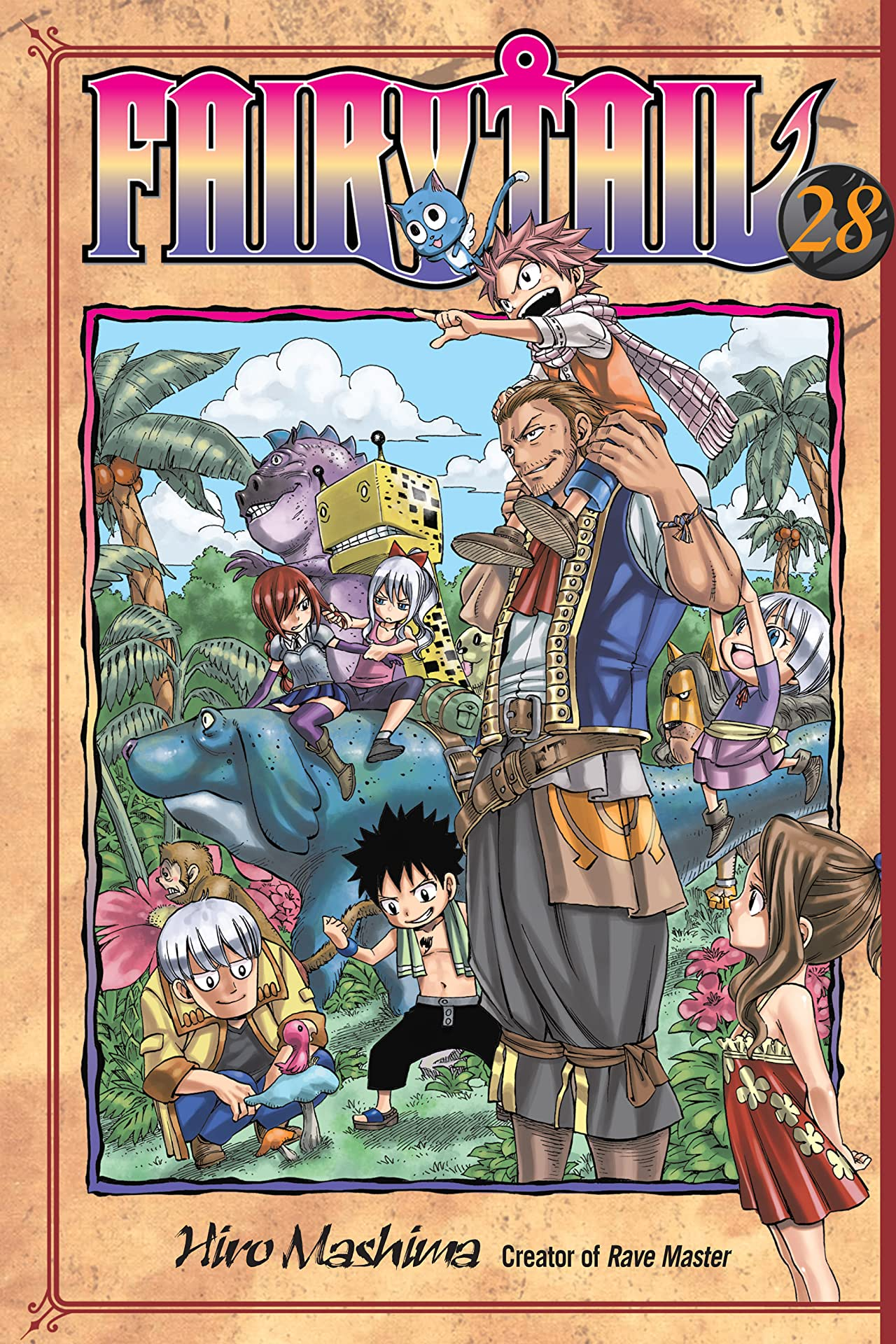 Fairy Tail Vol. 28
