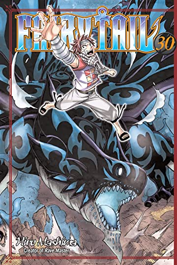 Fairy Tail Tome 30 Comics De Comixology Web