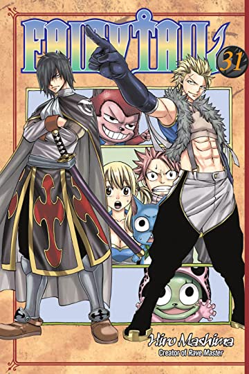Fairy Tail Vol. 31