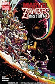 Marvel Zombies Destroy #4