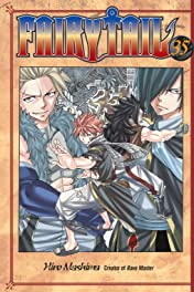 Fairy Tail Vol. 35