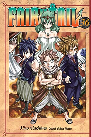Fairy Tail Vol. 36