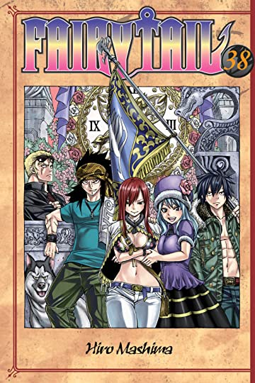 Fairy Tail Vol. 38