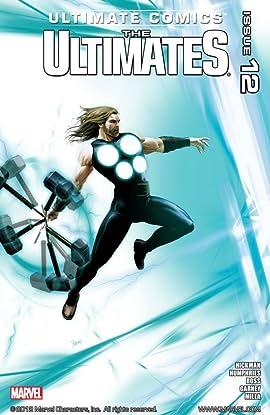 Ultimate Comics Ultimates #12