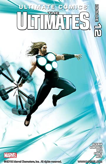Ultimate Comics Ultimates #12