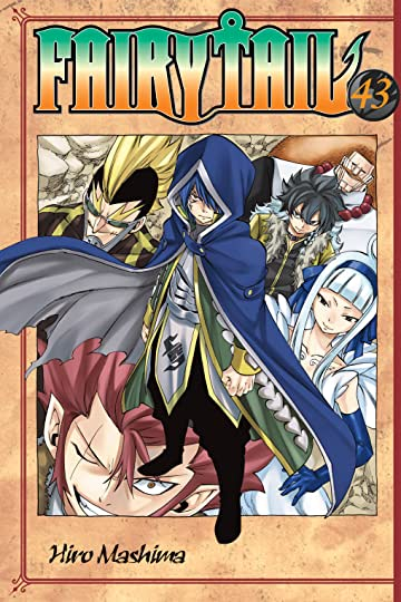 Fairy Tail Vol. 43