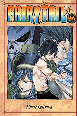 Fairy Tail Vol 46