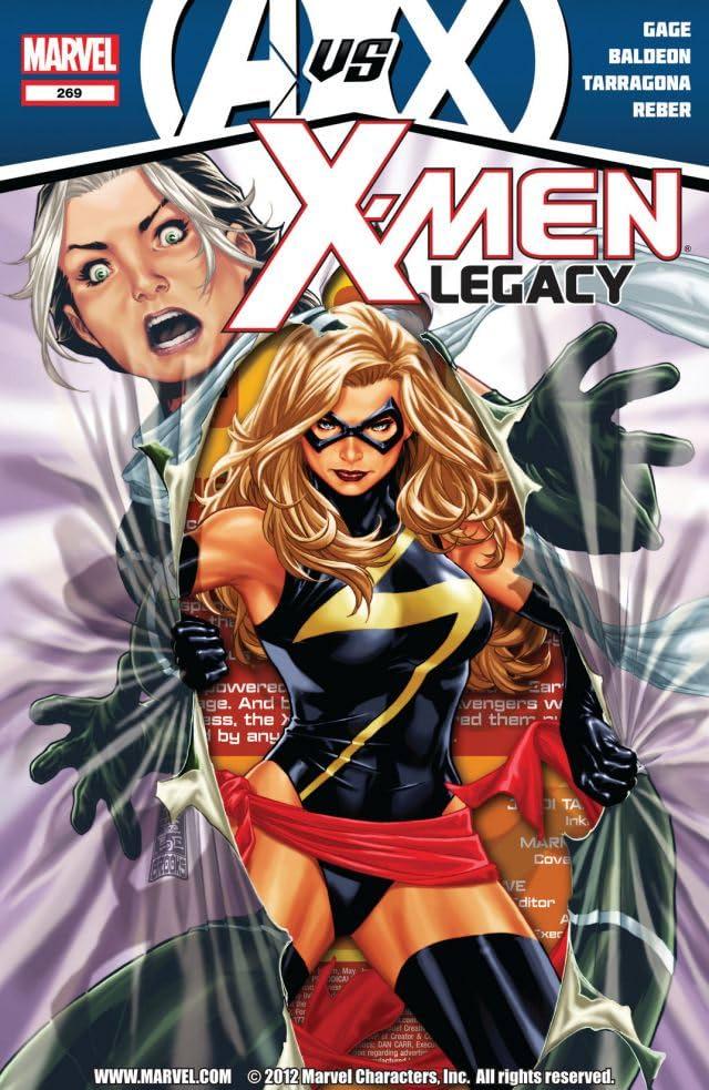 X-Men: Legacy (2008-2012) #269