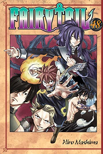 Fairy Tail Vol. 48