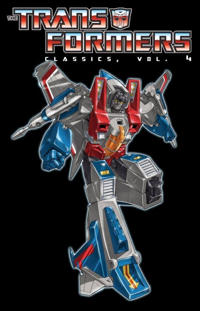Transformers: Classics Vol. 4