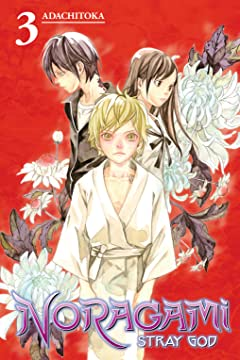 Noragami: Stray God Vol. 3