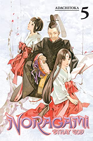 Noragami: Stray God Vol. 5