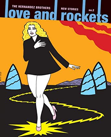 Love & Rockets: New Stories #2
